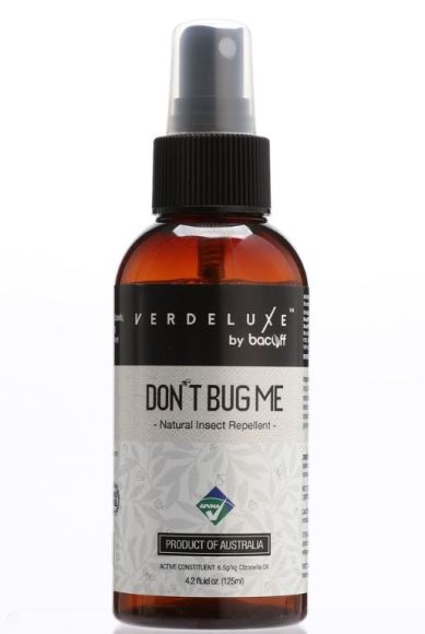 Verdeluxe Organic Insect mosquito Repellent singapore