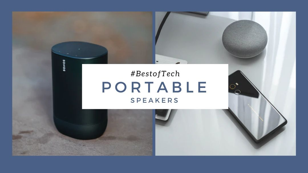 best portable speakers singapore