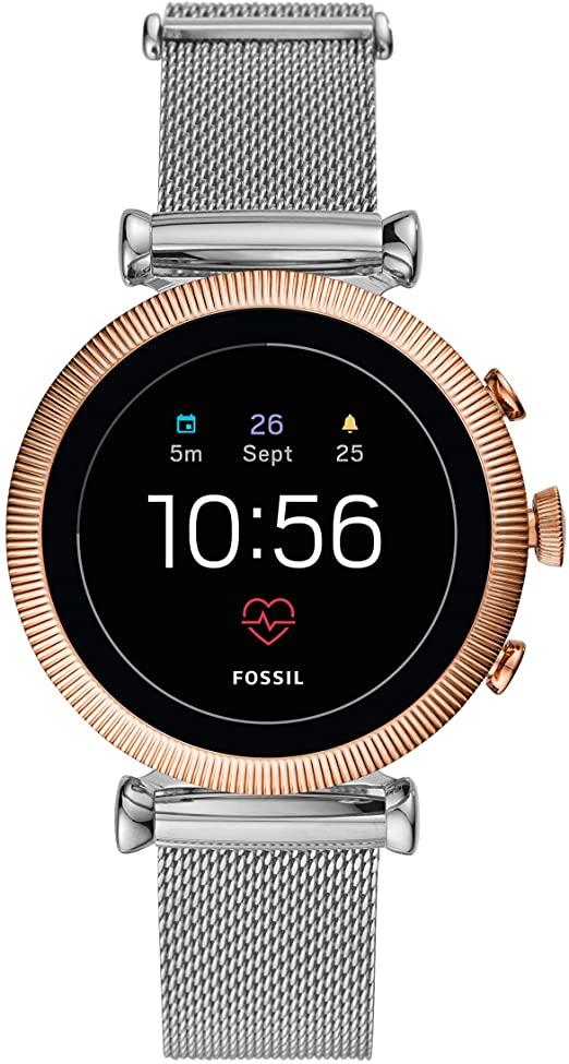 smart watch singapore Fossil Sloan Gen 4 HR Smartwatch FTW6050