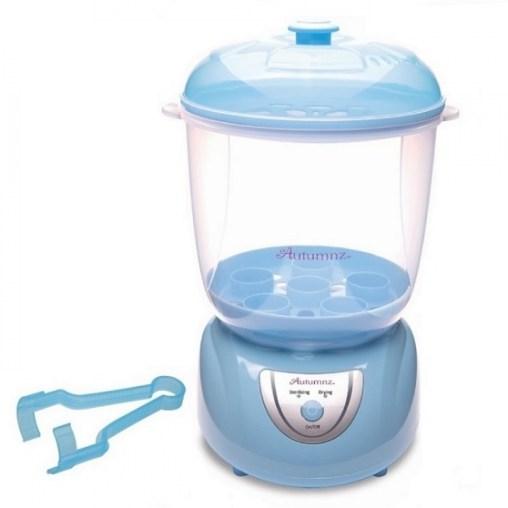 Autumnz 2-in-1 Electric baby bottle sterilizer & Dryer