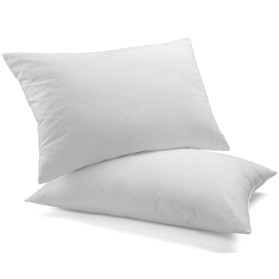 Royal Comfort Goose Down Feather Pillows