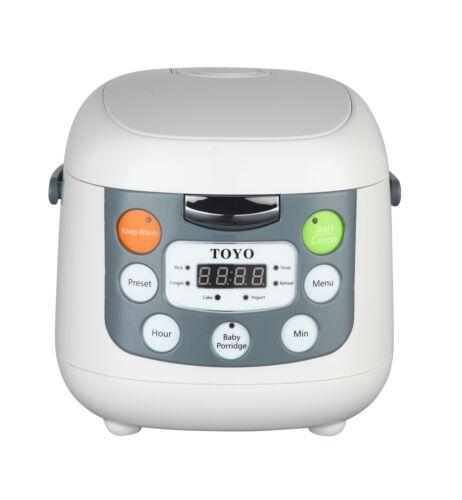 TOYO Multi-Function best Rice Cooker Australia FS20S