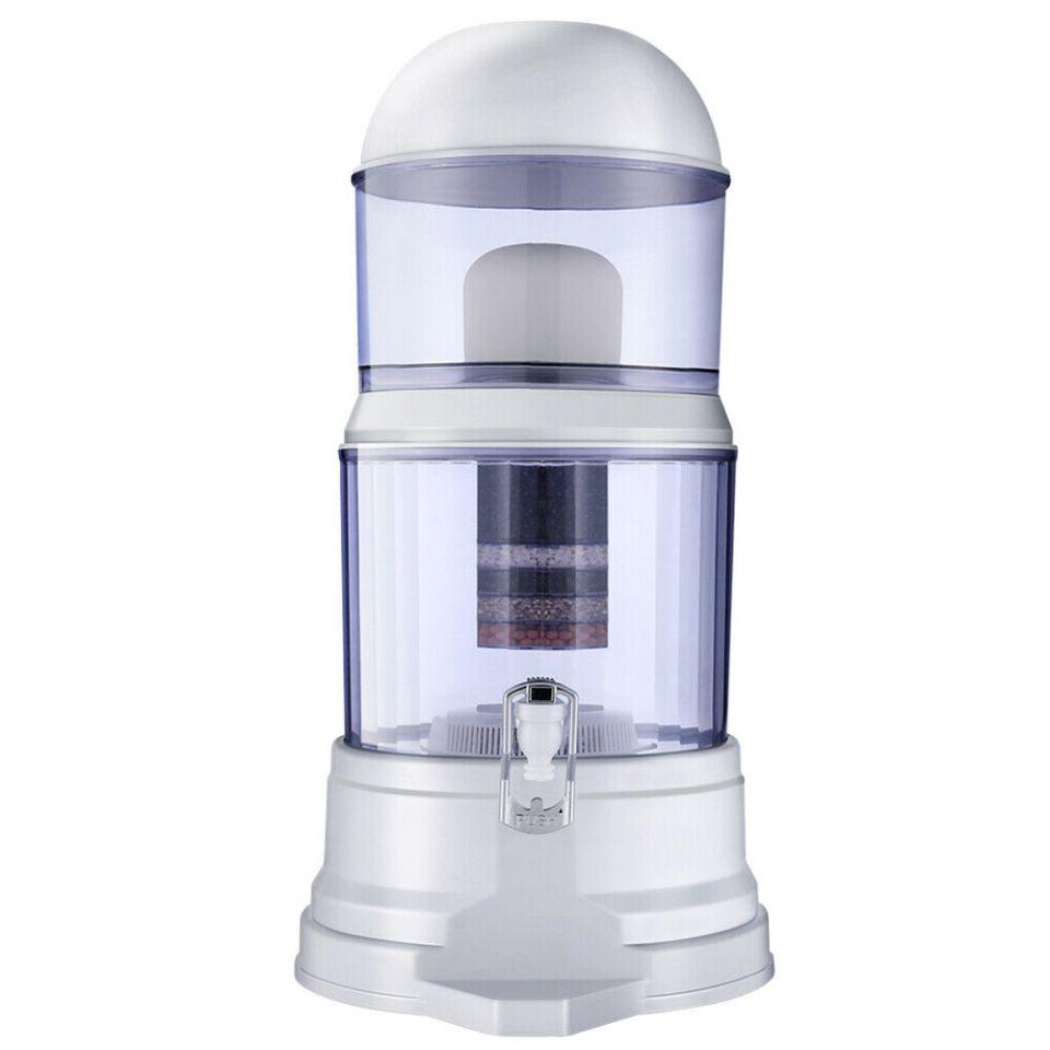 Water Purifier Bench Top Ceramic Dispenser 16L