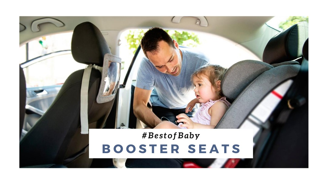 booster seat singapore