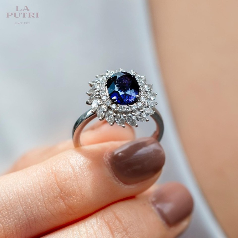 la putri noteworthy wedding jewelleries