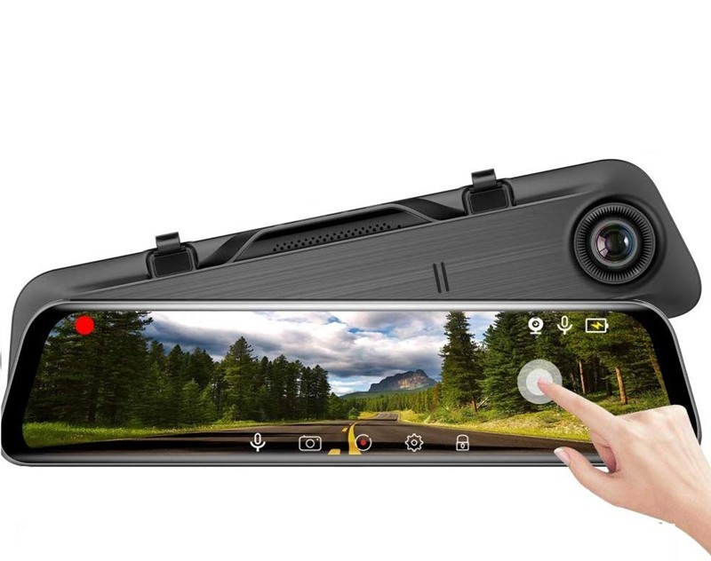 EKLEVA 12inch 2K Car Camera Singapore