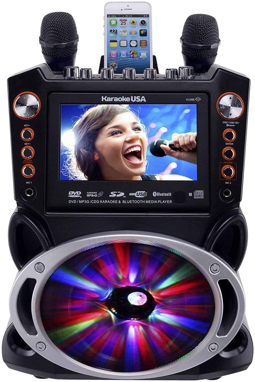 Karaoke USA GF846 Karaoke Machine