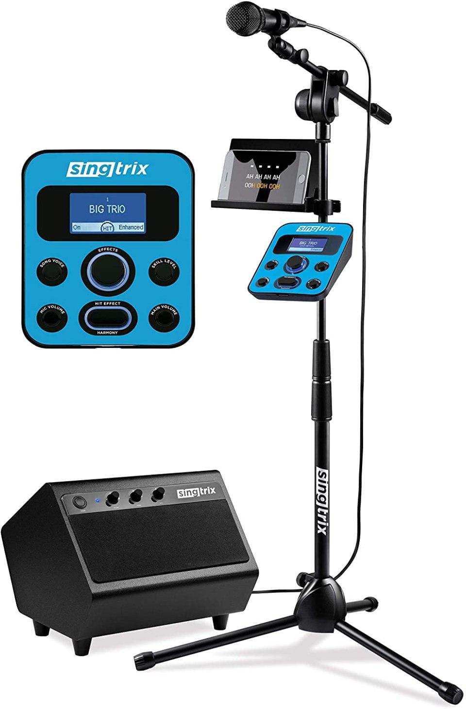 Singtrix SGTX2 Party Bundle Stadium Edition Home Karaoke System Singapore