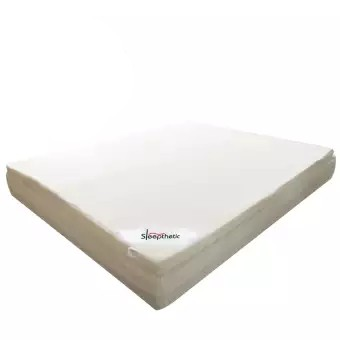 Sleepthetic™ Fitted Memory Foam mattress Toppers Singapore