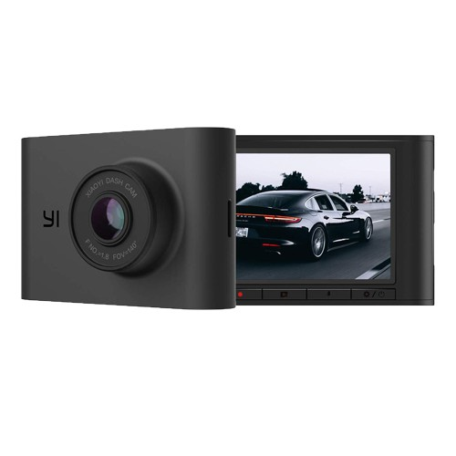 YI Nightscape Dash Car Camera Singapore