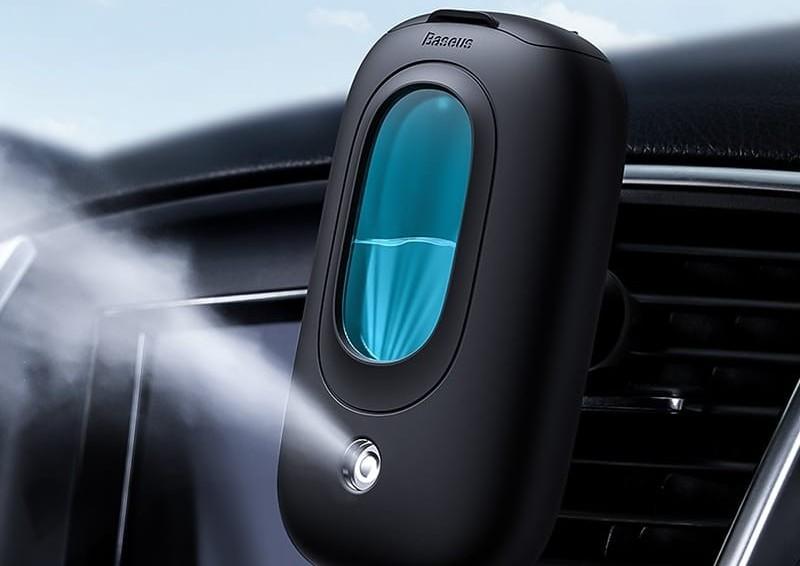 Baseus Car Aroma Diffuser Singapore