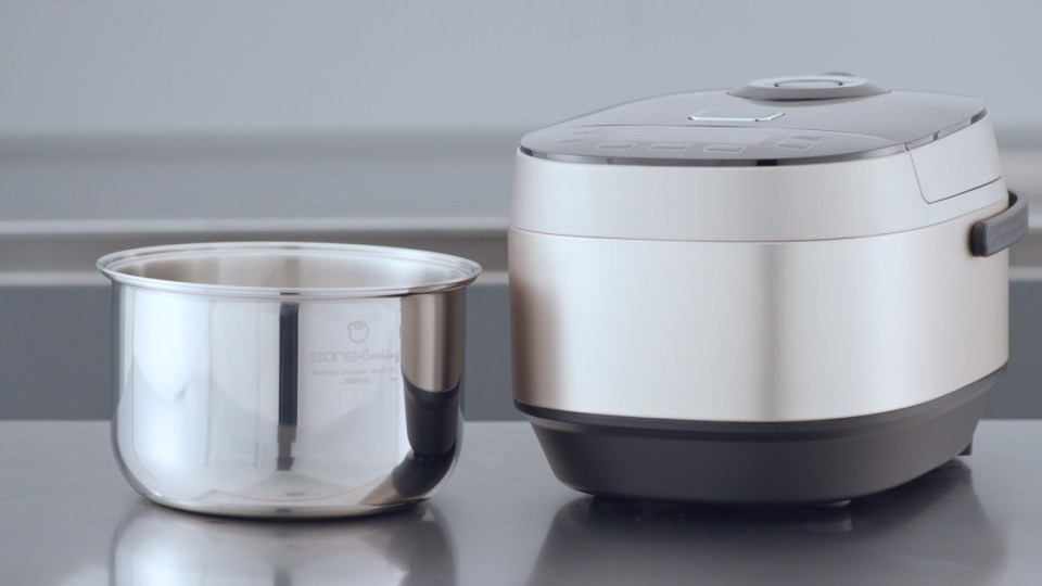 song cho rice cooker