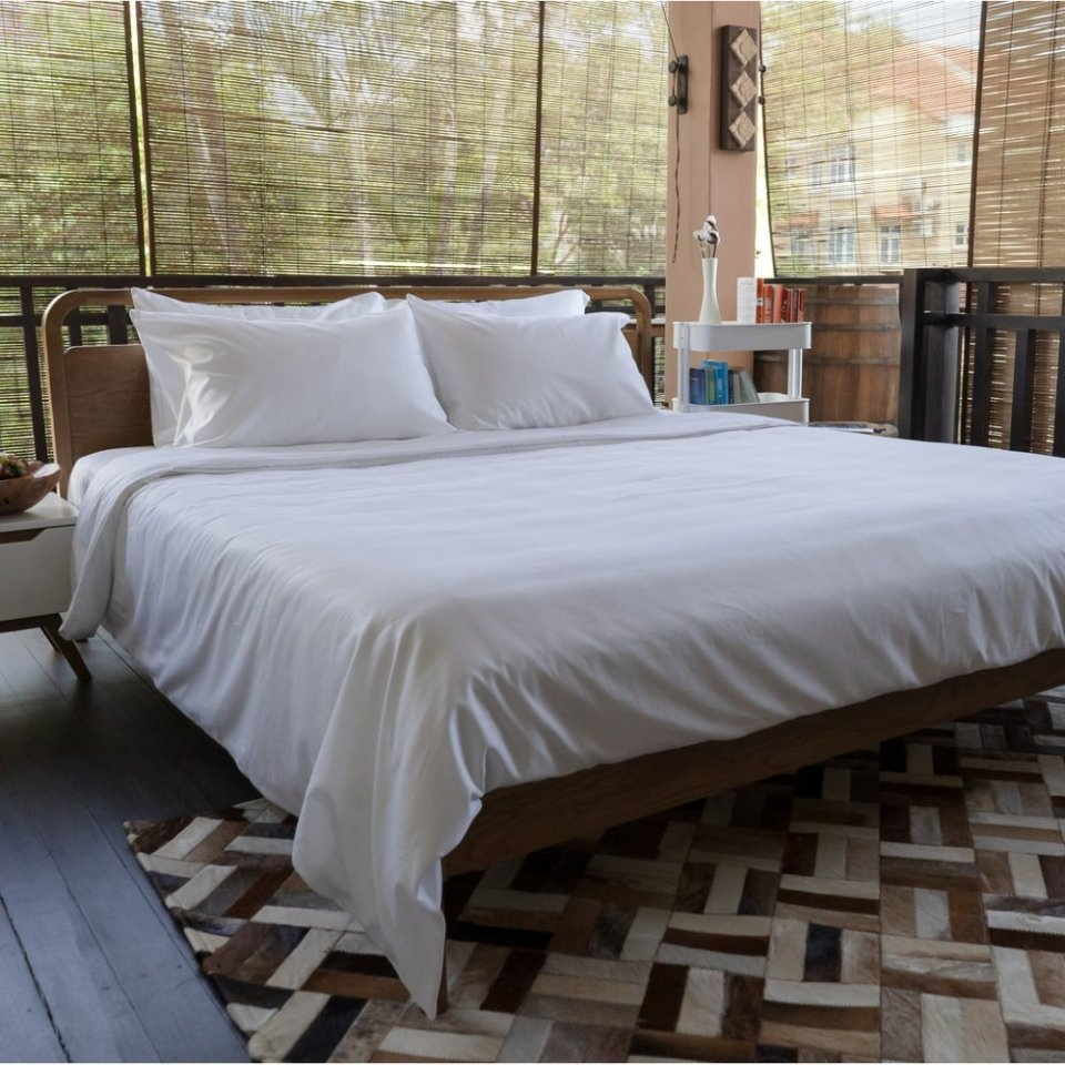 Weavve Extra-long Staple Cotton Bed Sheet singapore