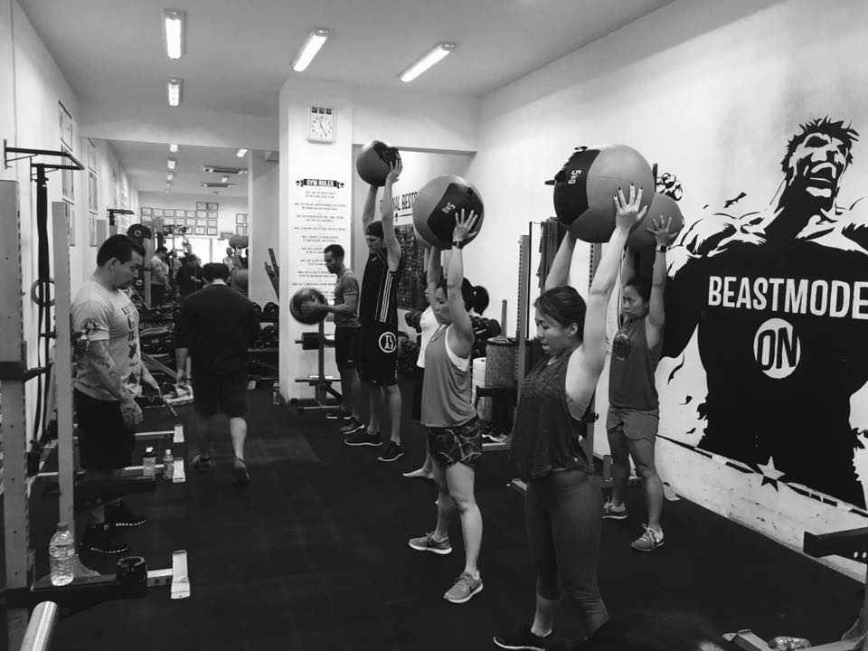 the pit personal trainers singapore