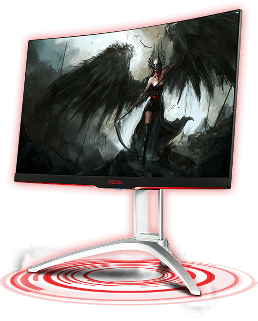 AOC AGON AG272QCX Gaming Monitor Singapore