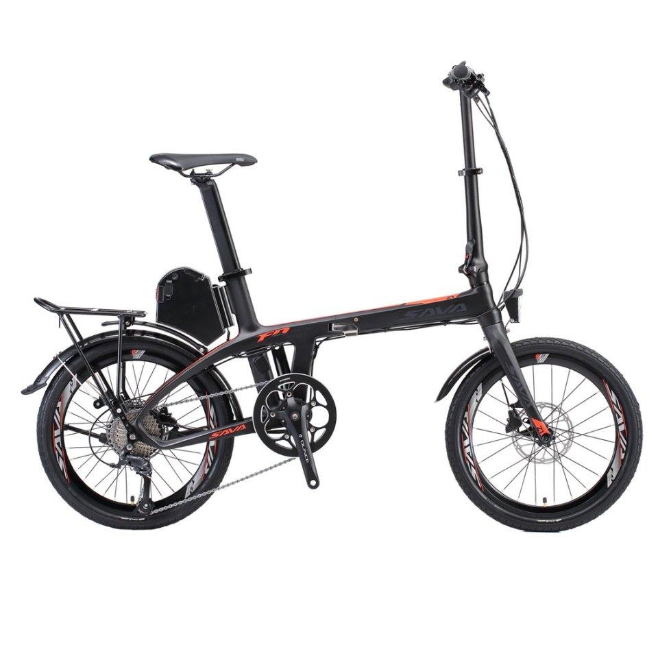 E6 Fold E-bike