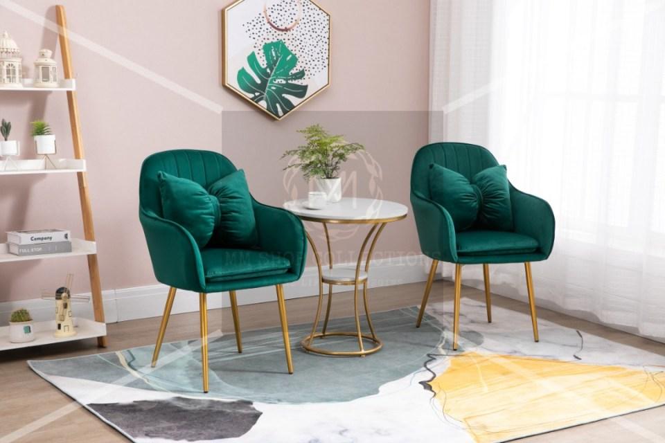 Luxury Velvet Dining Chair SG