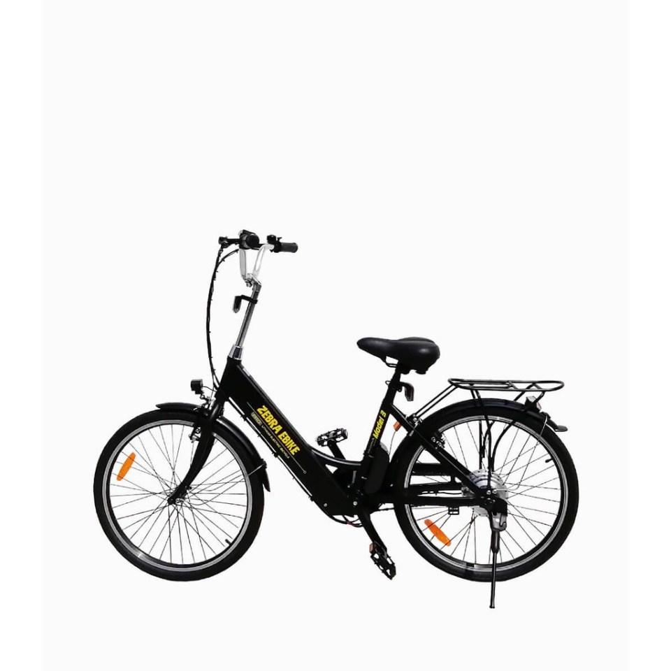 Mobot ZEBRA Electric Bike singapore