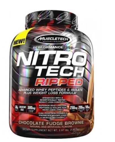 MuscleTech Nitro Tech Whey Isolate