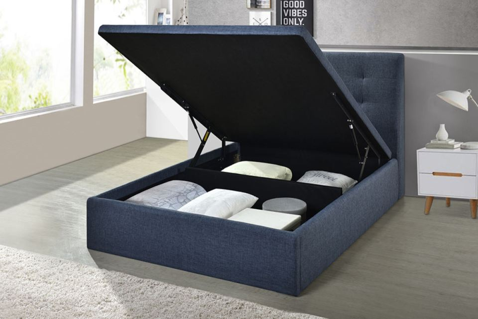 Perfecta Storage Bed Frame Singapore
