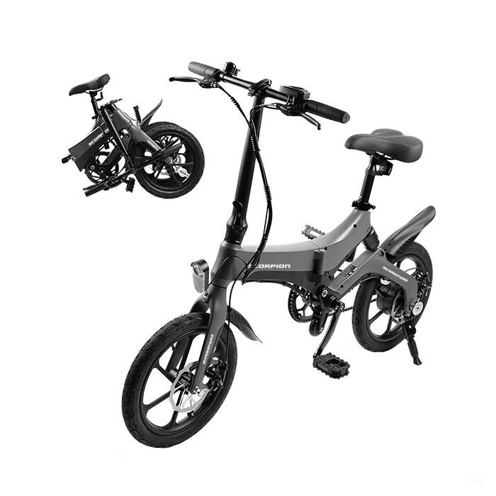 Scorpion Electric Bike Singapore