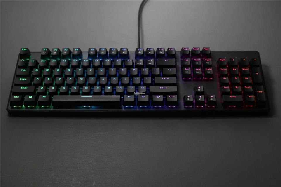 Tecware Phantom RGB Gaming Mechanical Keyboard Singapore