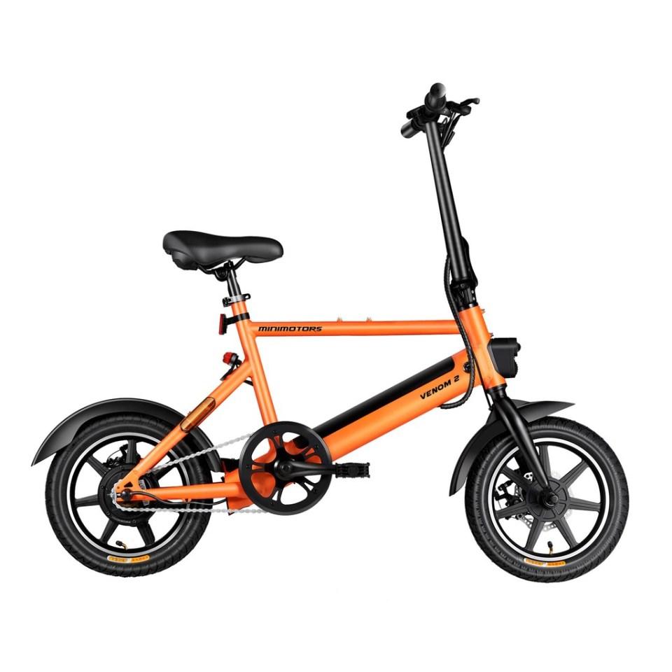 Venom 2 E-bike