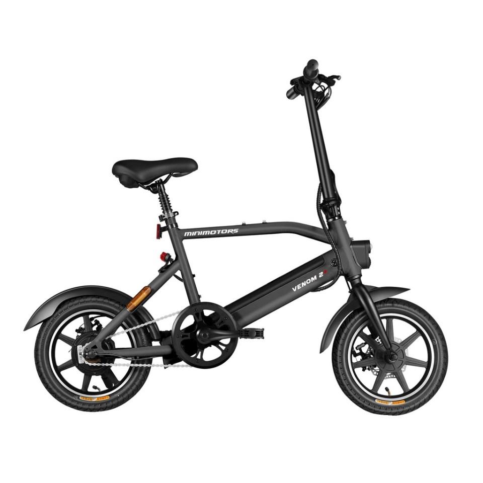 Venom 2 Plus E-Bike