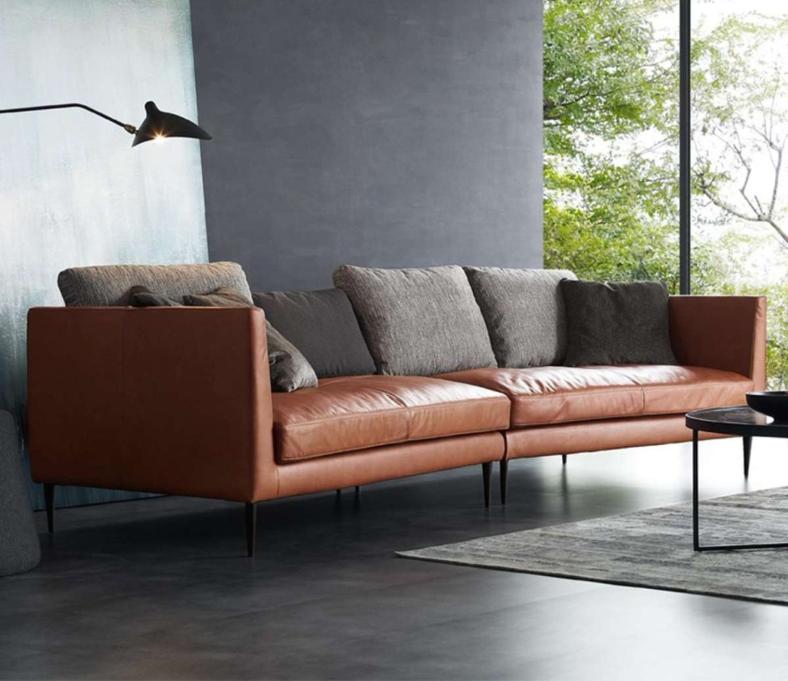 10 Best Leather Sofas in Singapore