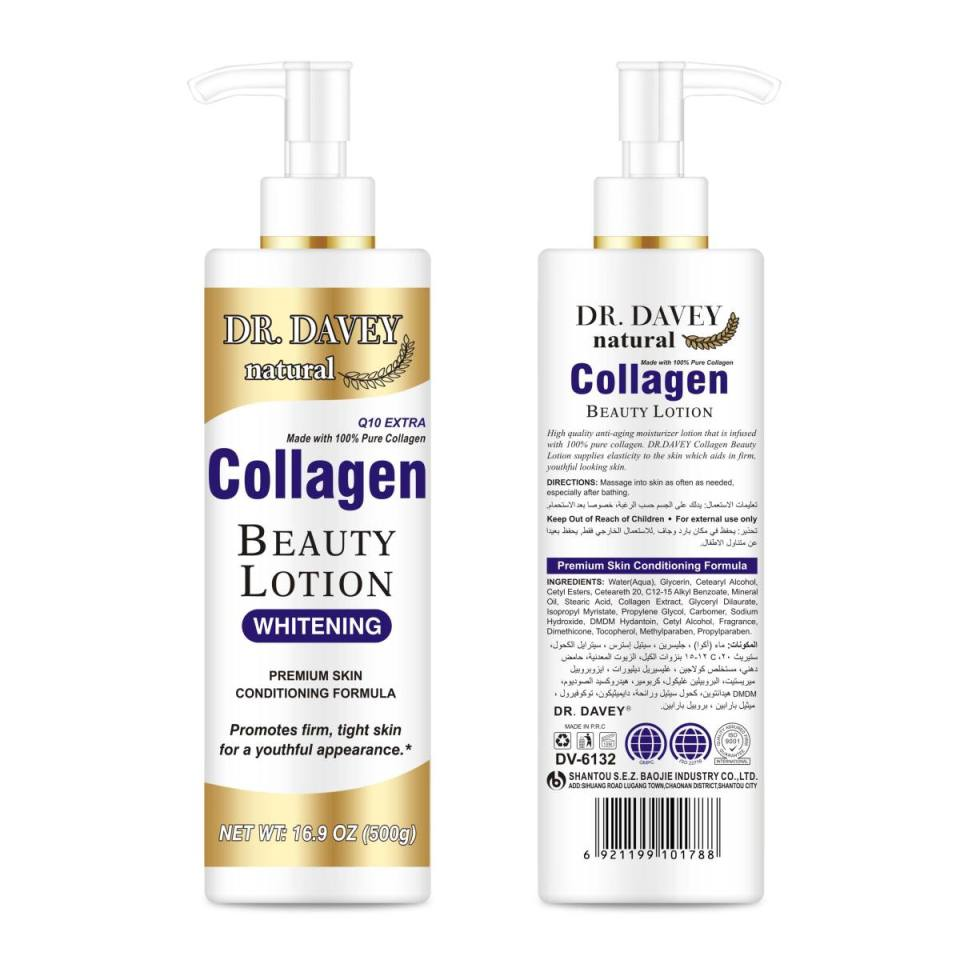 Dr Davey Collagen Whitening Lotion Philippines