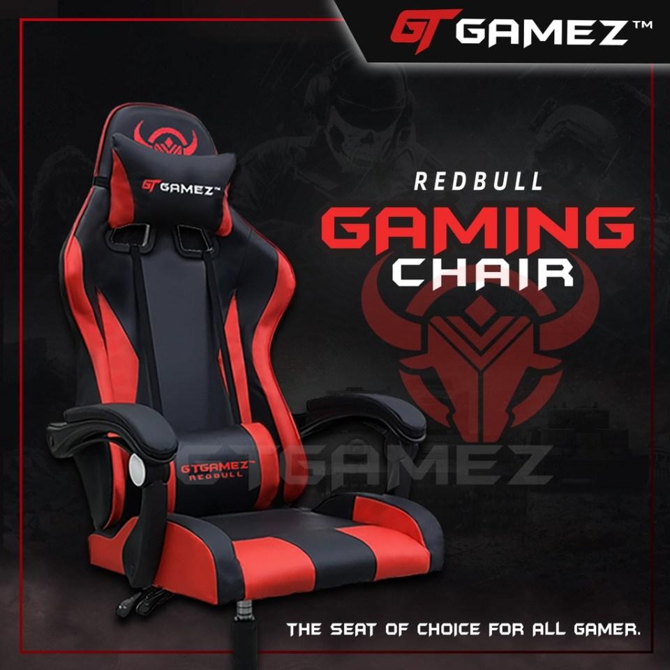 GTGAMEZ Gaming Chair Malaysia GMZ-GC-YG-721