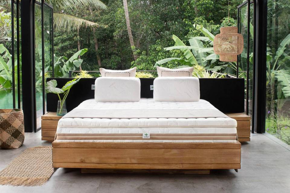 Heveya organic latex mattress