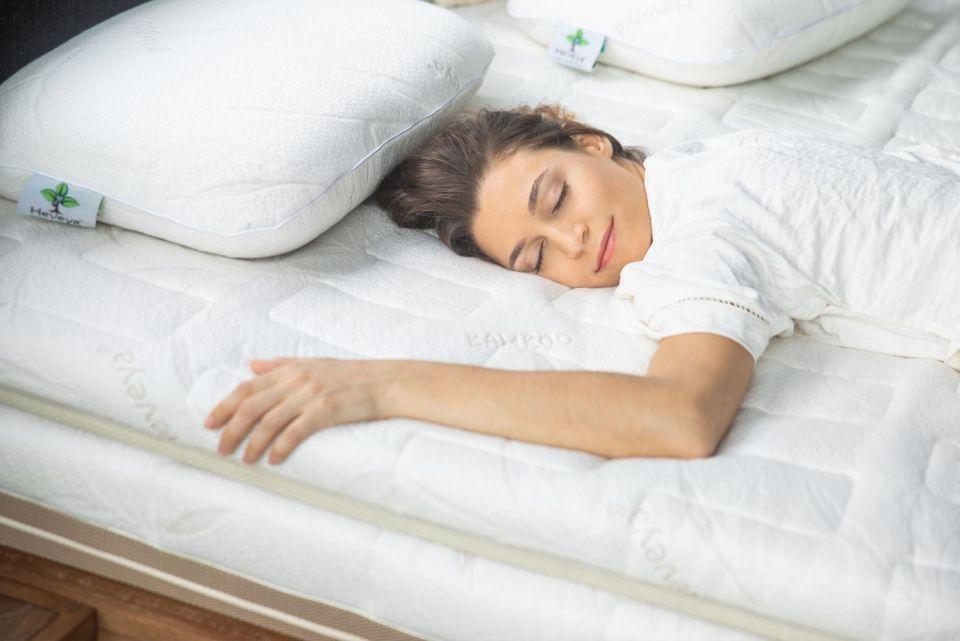 Heveya organic mattress toppers