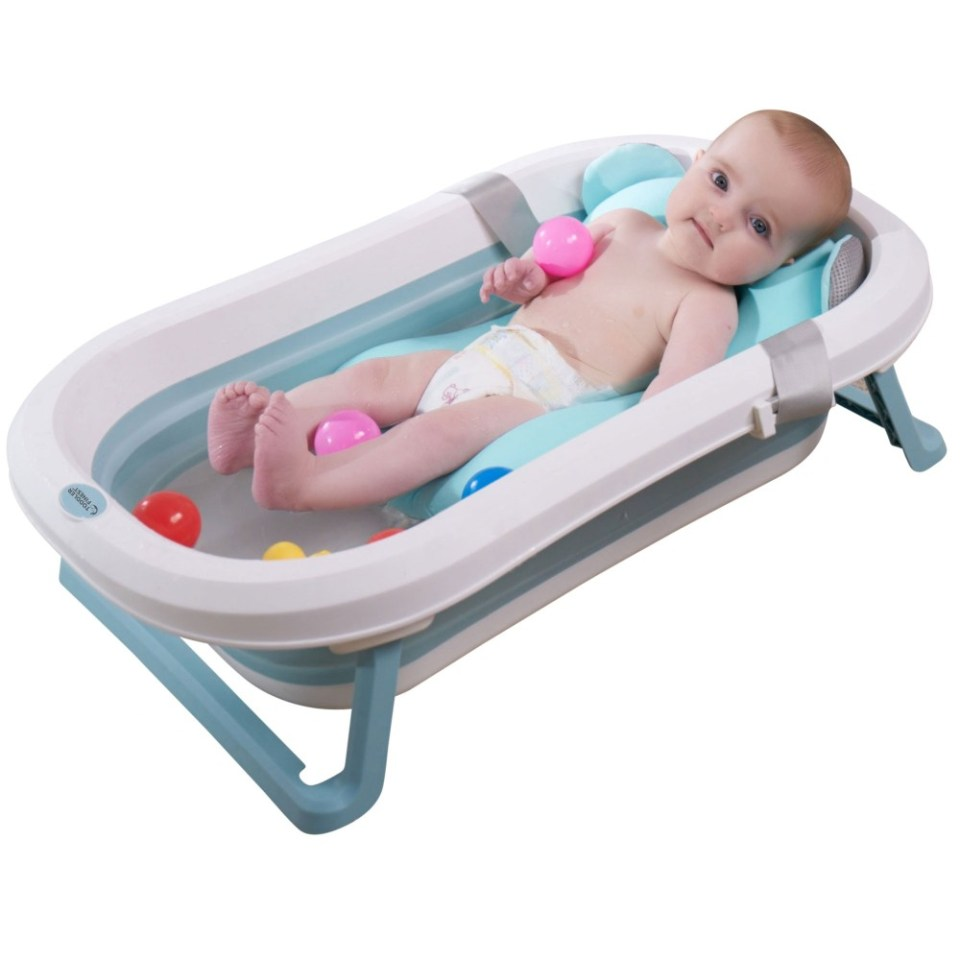Jollybee Extra Large baby bathtub malaysia