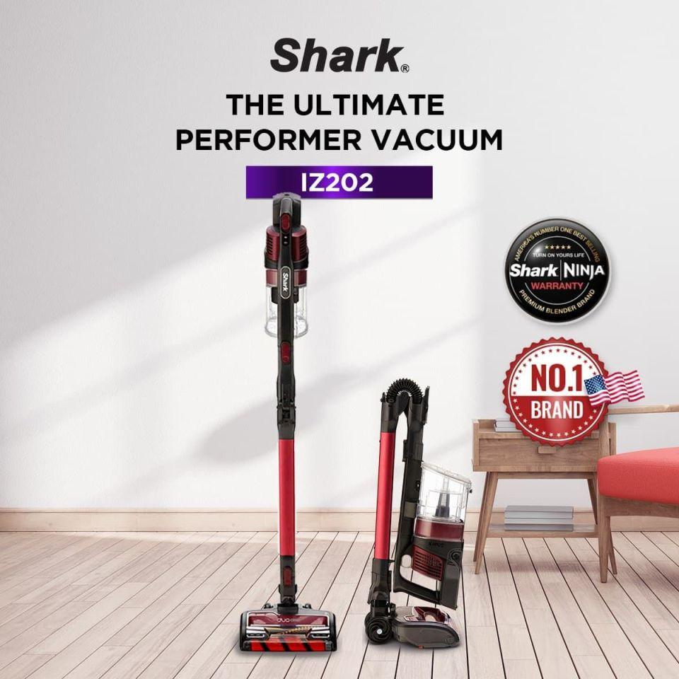 Shark Cordless Best Vacuum Cleaner Singapore IZ202