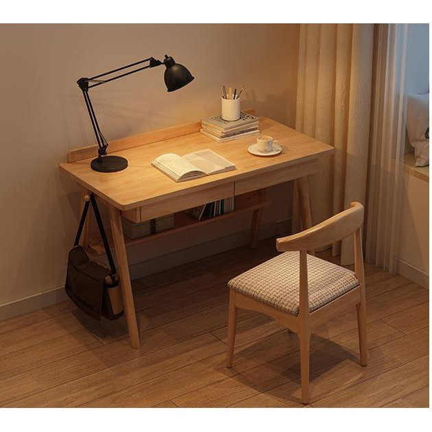 Solid Wood Kids Study Table Singapore