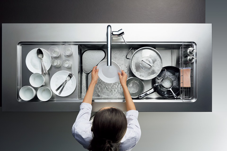 Song Cho - Best Kitchen Sinks in Singapore