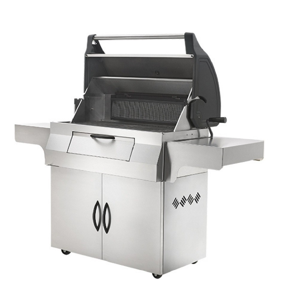 Napoleon PRO605CSS Professional Charcoal Grill