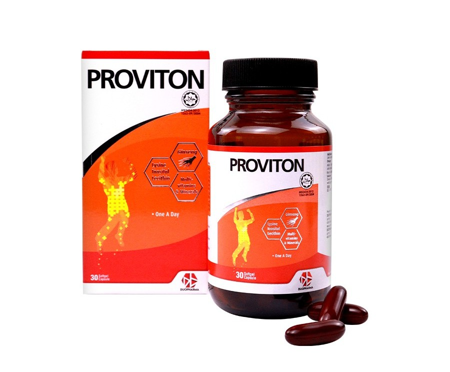 Proviton Multivitamins
