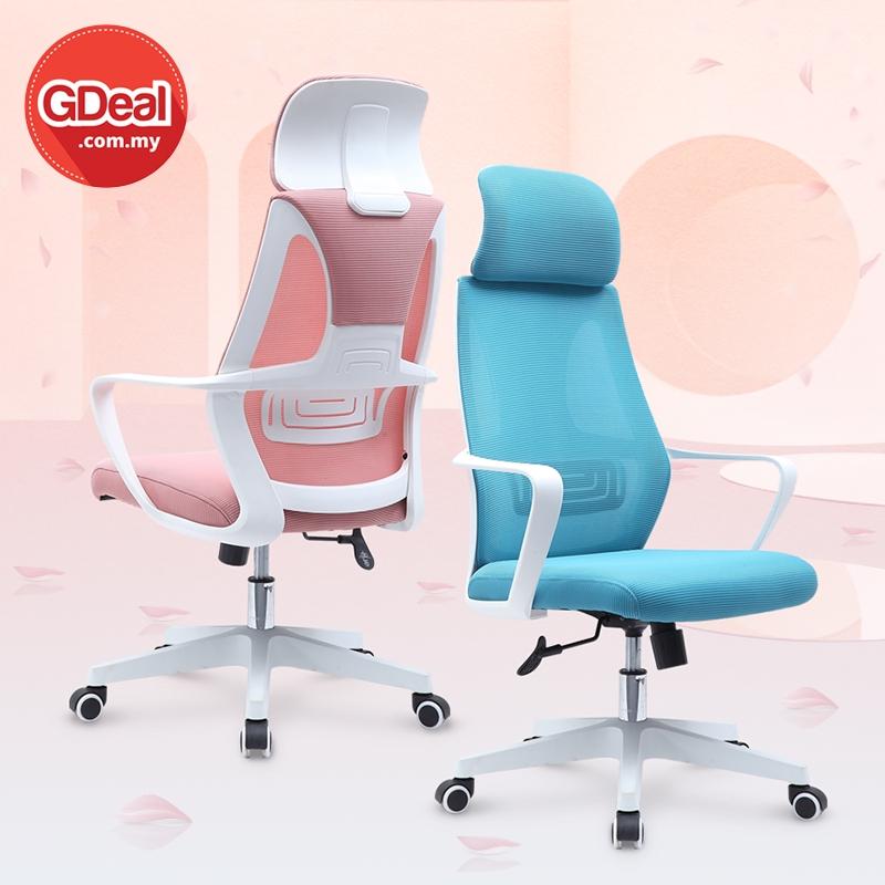 GDeal Ergonomis Sakura Style Gaming Dan Kursi Kantor malaysia
