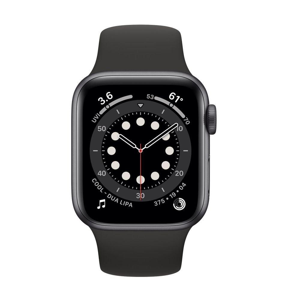 Apple Watch Series 6 best smartwatches Malaysia