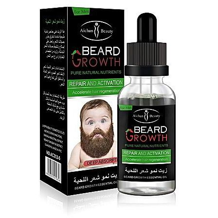 Aichun Beard Oil