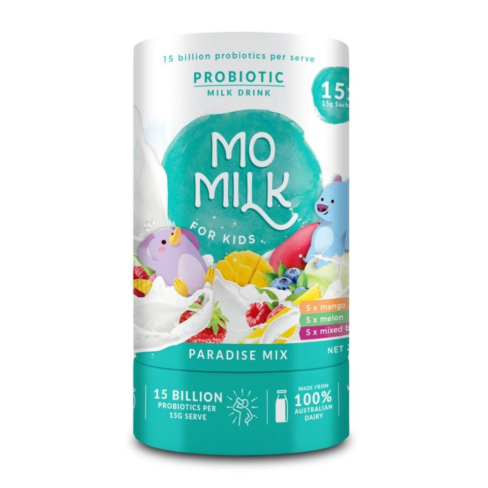 MO MILK Probiotic Paradise Mix