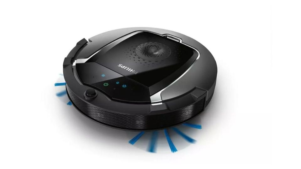 robot cleaner singapore Philips SmartPro