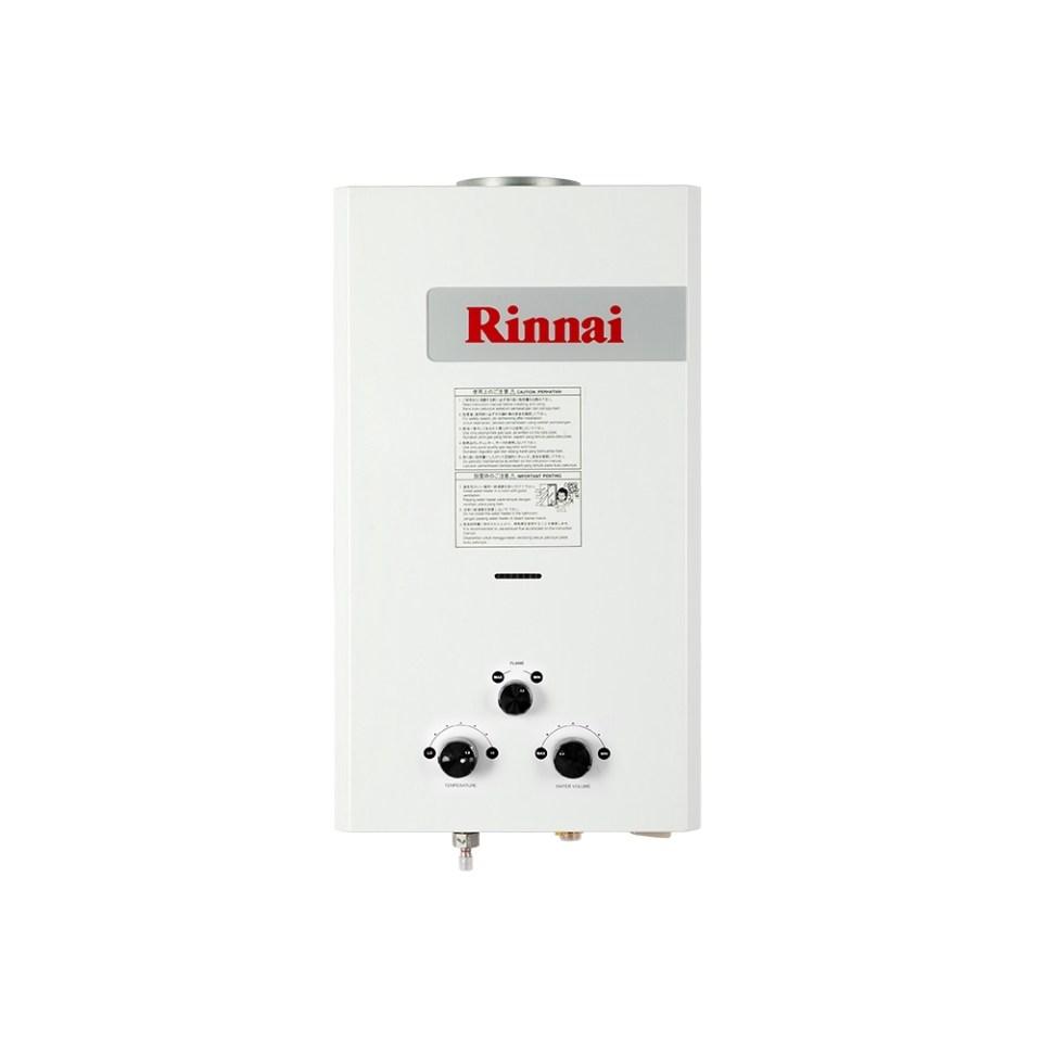 Rinnai REU-15CF Gas Water Heater Indonesia