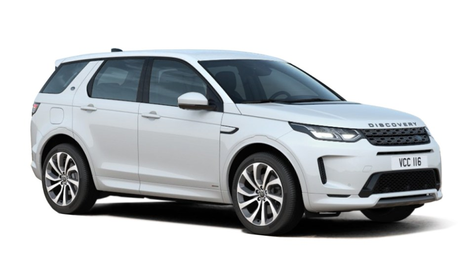 Land Rover Discovery Best SUV Cars in Singapore