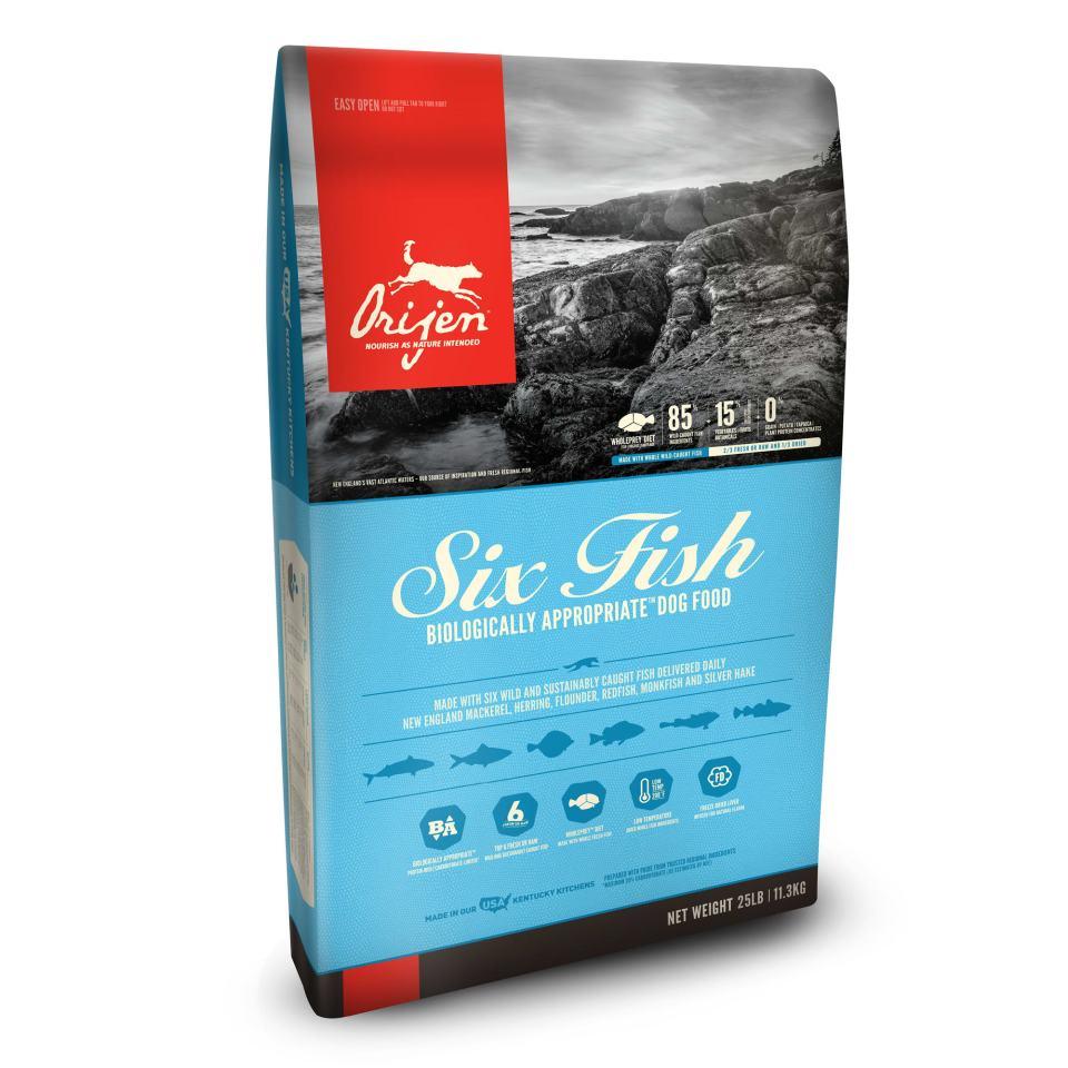 Orijen Six Fish Dog food Best Dog Foods Malaysia