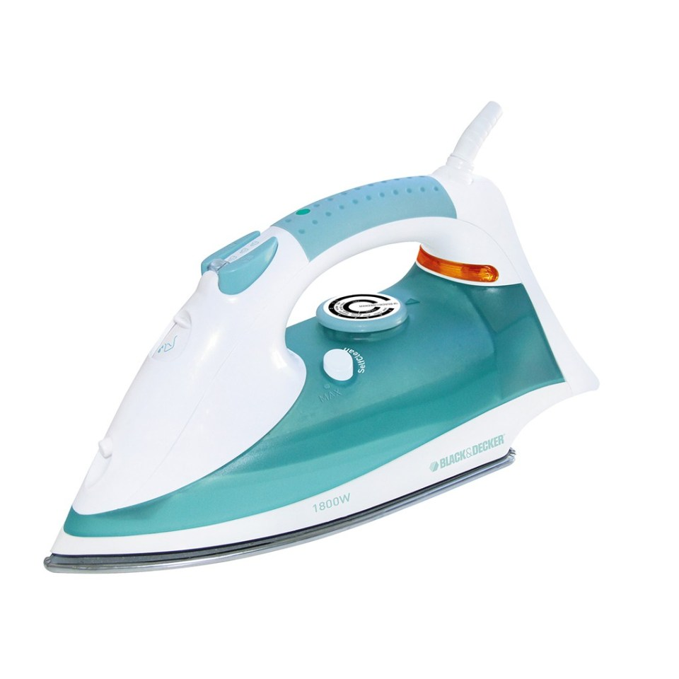 BLACK+DECKER™ Vertical best Steam Iron