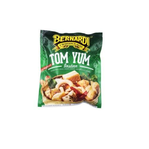 Bernardi Tom Yum Instan frozen food terbaik