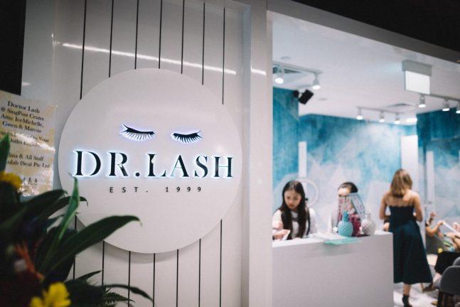 Dr. Lash Best Eyelash Extension Salons Singapore